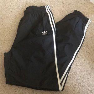 Vtg 90's Adidas Windbreaker Pants